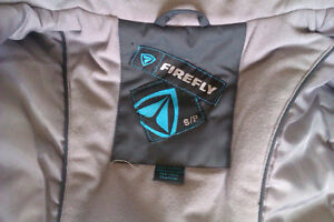 Boys size small winter coat by Firefly. Kingston Kingston Area image 3