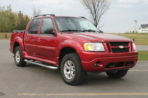 2005 Ford Explorer Sport Trac Adrenalin One Owner