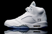 JORDAN RETRO 5 SIZE 11- 100% AUTHENTIC FROM FOOTLOCKER BRAND NEW
