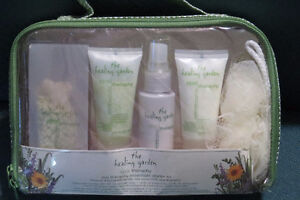 The Healing Garden Spa Therapy Gift Set - Brand New!!!