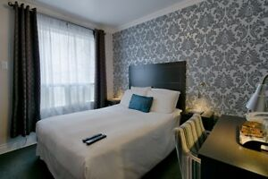 Weekend Hotel Housekeeper