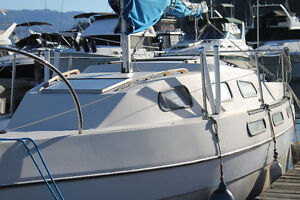 1976 Buccaneer 240 Sailboat for Sale