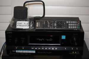 Sony DH800 7.1 Receiver / Energy Tower Speakers