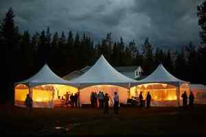 Wedding Tent Packages Prince George British Columbia image 1
