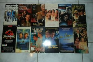 FILMS DIVERS VHS VERSION FRANCAISE (4E)