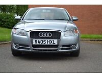 2005 Audi A4 2.0 TdI long mot drive like new