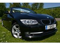 2011 BMW 3 Series 320d SE 2dr Step Auto 2 door Convertible