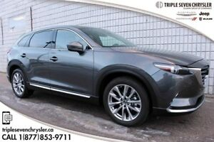 2018 Mazda CX-9 Signature Only 6500 KM! AS NEW! Save BIG!