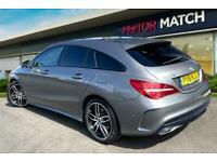 2018 Mercedes-Benz CLA CLASS 180 AMG LINE AUTO Estate Petrol Automatic