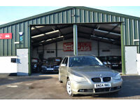 2004 BMW 530 3.0TD DIESEL AUTOMATIC E60 SE