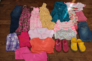 Girl's 5T clothing