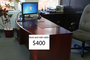 OFFICE FURNITURE (used)  MUST SELL !! Low Priced ! (Add #1)