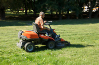 Cheap grass cutting service in St. Mary's!