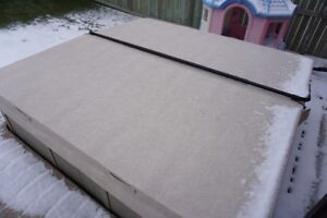 Hot Tub Spa Cover - Needs Some Stiching On Seam