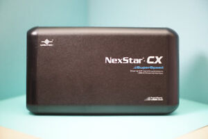 NexStar CX SuperSpeed 3.5 SATA to USB 3.0 External HDD Enclosure