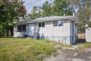 1341 Paley Avenue Quesnel BC - Priced to sell!