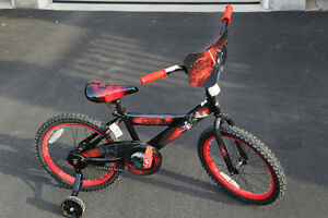 "Huffy Darth Vader/Star Wars 18"" Boys Bike"