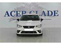 2017 SEAT Ibiza TSI FR Hatchback Petrol Manual