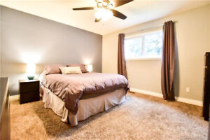 4 bedroom, 3 bath home for rent in the Highlands in Cranbrook.