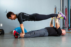 EXPERT & AFFORDABLE FITNESS TRAINING IN OUR PRIVATE STUDIO! Edmonton Edmonton Area image 1
