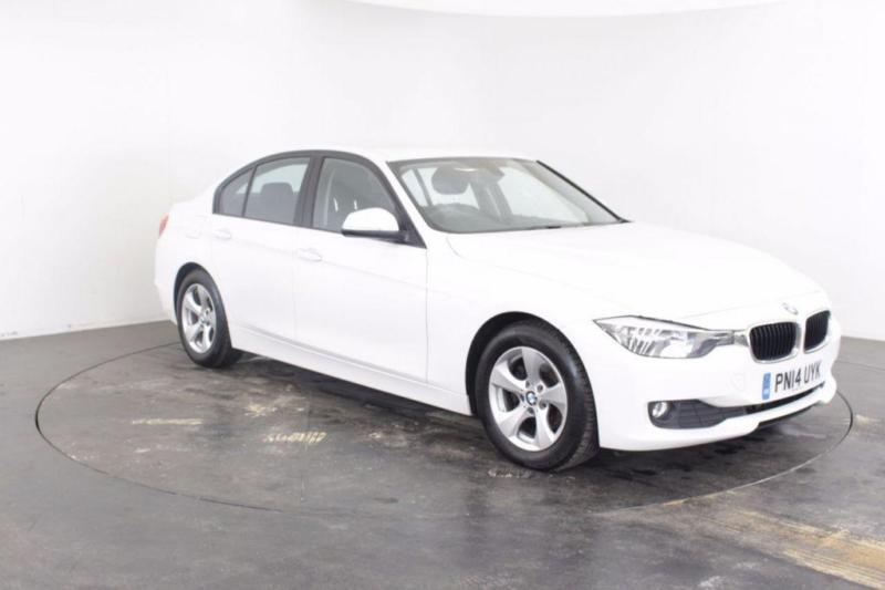 2014 14 BMW 3 SERIES 2.0 320D EFFICIENTDYNAMICS 4D 161 BHP DIESEL
