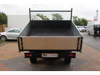 2010 FORD RANGER XL TDCI 4X4 SUPER CAB ALLOY TIPPER TIPPER DIESEL