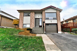 BRING THE IN-LAWS! RAISED BUNGALOW IN SOUGHT AFTER OSHAWA AREA