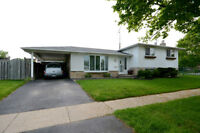 Move in ready 3 bedroom detatched home in Georgetown Ontario