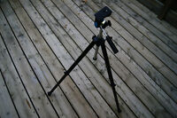 Tripod, in excellent shape. $20.