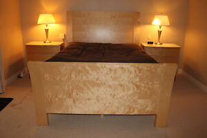 3-piece Queen Bedroom Set London Ontario image 1