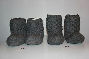 size 12 13 14 15 men slippers handmade crochetted knitted !! West Island Greater Montréal image 10