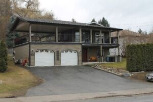 Great Family home in Salmon Arm