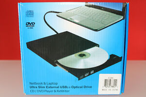 External USB DVD Writer - CPU fan - HDD to USB coverter