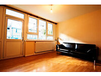 Newly refurbished 5 bedroom, 2 bathroom maisonette with private garden,* heating,hot water included*