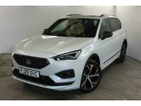 2020 SEAT Tarraco 1.5 TSI EVO FR 5dr DSG Estate Auto Estate Petrol Automatic