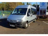 Citroen Relay HDI 2.0 Diesel 2007 - Wheelchair Access - WAV - Camper / Day Van