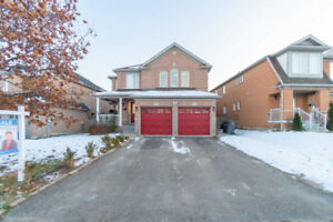 Absolutely Breathtaking 4 Bdrm Detached Home