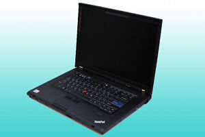 New Lenovo T500 ThinkPad Laptop (Box + New Dock)