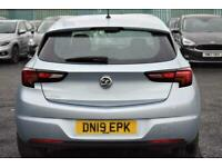 2019 Vauxhall Astra 1.4i Turbo SRi 5dr Hatchback Petrol Manual