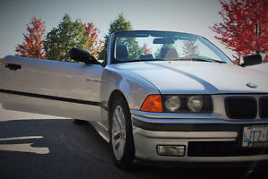 BMW 3-Series 328Ic Convertible - ONLY 66k Kms!