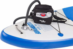 Sea Eagle Single & Dual Stage Electric Air Pumps Best on Market