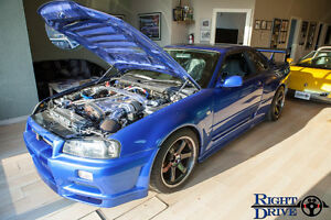 Specialty Vehicle Parts and Service. Hard to find Parts. JDM RHD