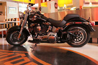NEW - Harley Davidson ST Fat Boy