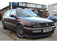 1996 Volkswagen Golf 2.8 VR6 HIGHLINE 5d 172 BHP Hatchback Petrol Manual