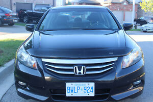 2012 HONDA ACCORD EX-L V6, LEATHER, SUNROOF, RUST PROTECTION