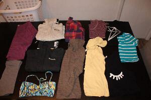 Lot vêtements femme XS - S - 11 morceaux