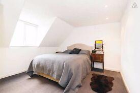 Short term- Victorian Loft Flat near Highbury