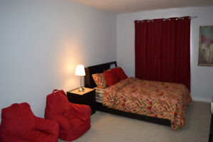 TWO rooms available on short & long term rental, ladies only