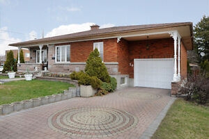 Charming bungalow for sale in Salaberry-de-Valleyfield
