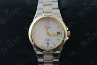 BRAND NEW TWO TONE 18K. MICRO PLATED LADY'S CITIZEN WATCH 50%OFF